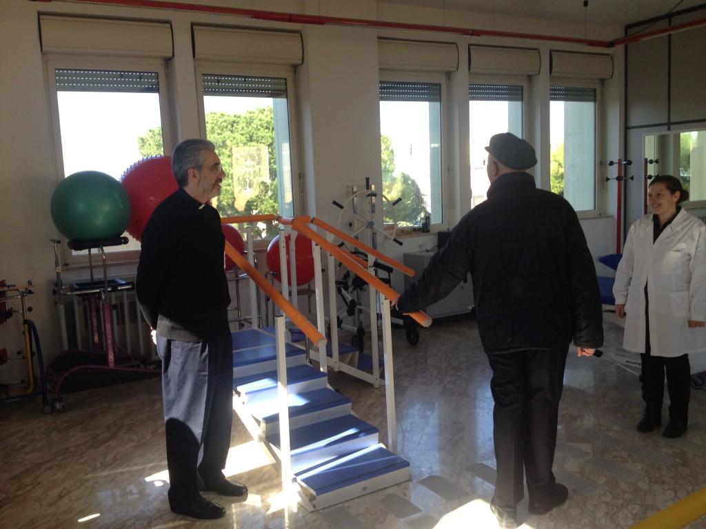 Reparto di riabilitazione ambulatoriale